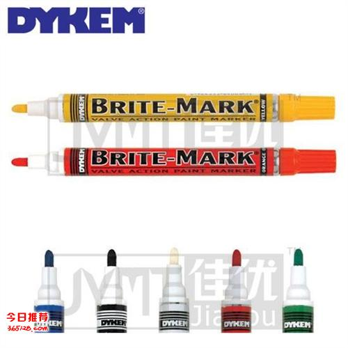 DYKEM记号笔_中等笔尖记号笔_佳优机械-佳优机械工具