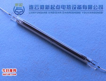 新起点供应全编织碳纤维石英加热管丶大管径,大功率