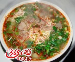 连云港学习牛肉粉丝汤技术 到哪里去学牛肉汤配方 鸭血粉丝汤