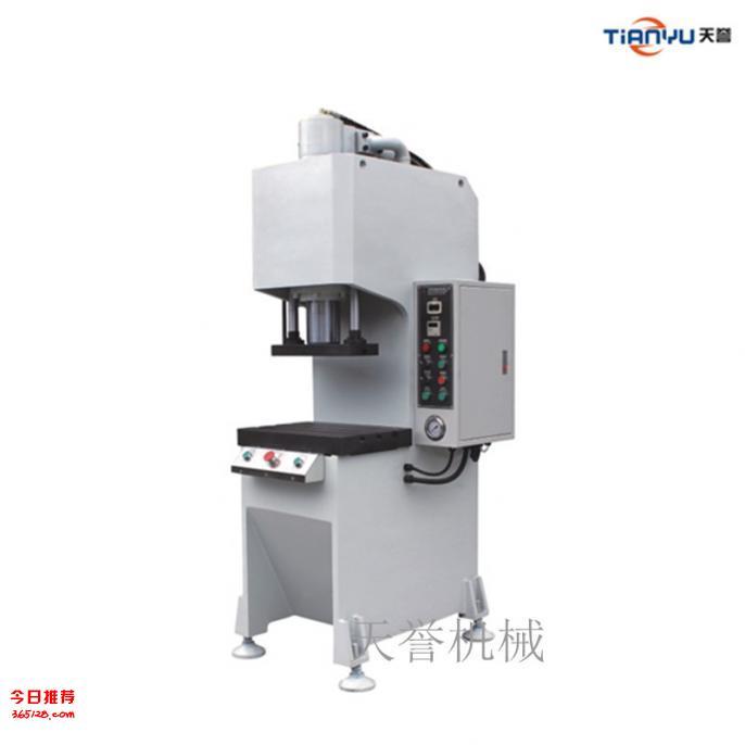 无锡小型单柱液压机 生产厂家