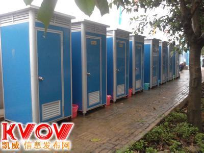 东营出租移动厕所 租赁流动厕所