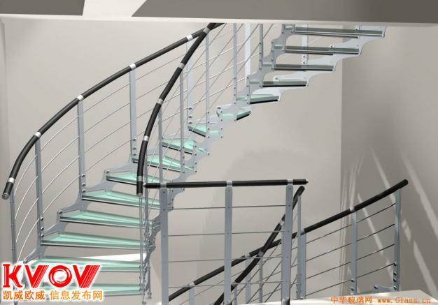 北京不锈钢玻璃楼梯扶手加工厂家