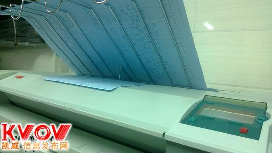 济南印之龙激光蓝图晒图机与传统晒图机性能分析