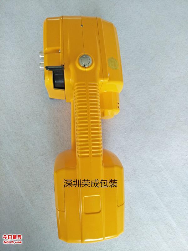 广东出品ORT-16塑钢带免扣打包机