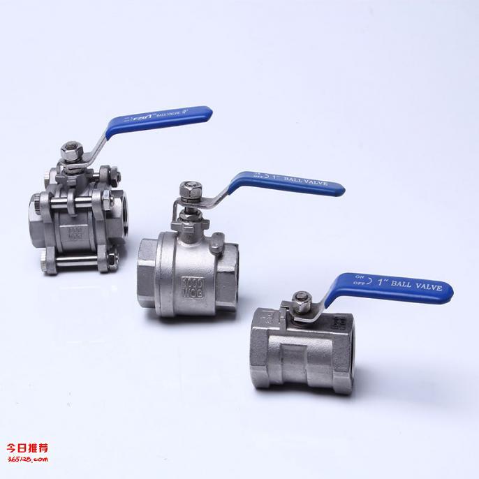 供應304不銹鋼廣式內螺紋球閥,元鋼制造材質可靠