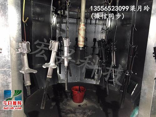 s型单/双喷头自动静电喷漆设备