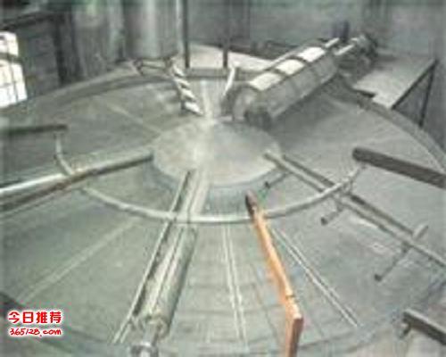 平盘真空过滤机/酒精回收装置/杭州科力化工设备有限公司