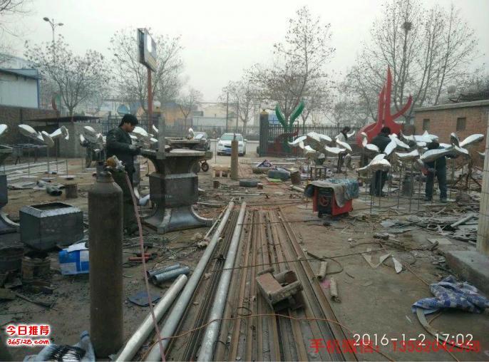舟山不锈钢雕塑制作厂家