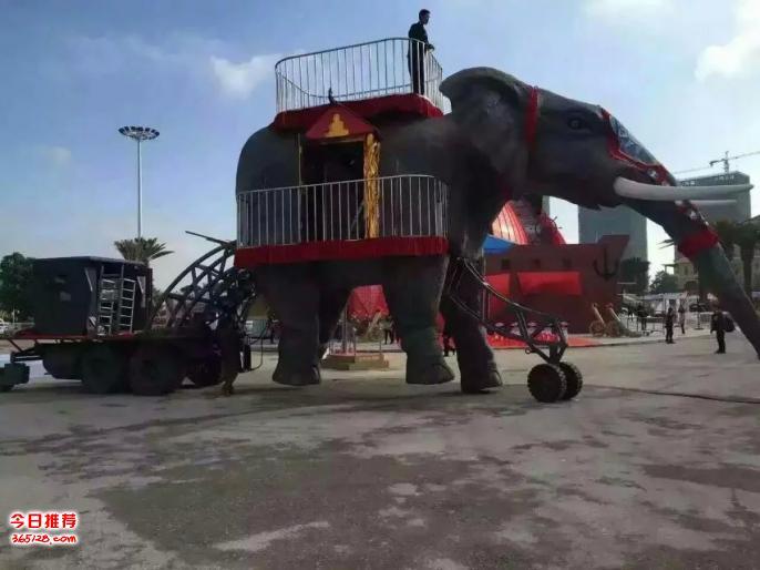 江西机械大象出租,恐龙展 卡通模型定做出租