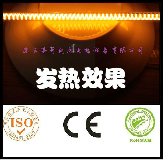 碳纖維加熱管,紅外線加熱管,雙孔鍍金加熱管的區別
