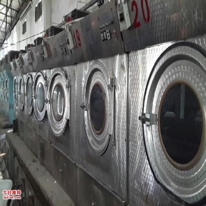 南昌买卖二手洗衣房设备、二手水洗厂所有设备报价