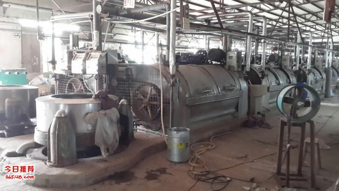南昌专业洗涤设备转让,100公斤航星洗脱机,电加热烫平机批发