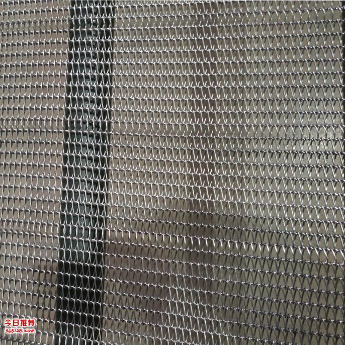 加工定制不锈钢网链输送线 食品加工流水线输送网带耐高温网带