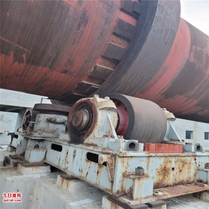 辽源急售二手回转窑4.2x60米,二手矿业设备价格