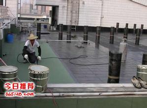 南京金陵小区专业屋顶防水补漏 卫生间外墙防水公司