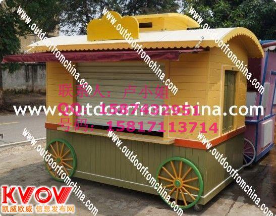 沧州欢乐园售货车 运城公园小吃售卖车
