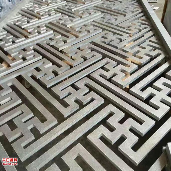 天津20厚激光雕花铝单板厂家现金