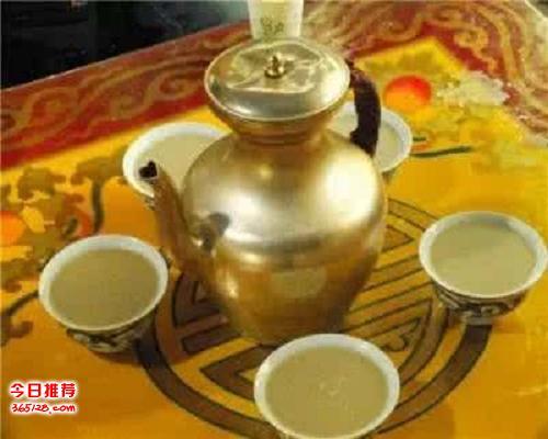 酥油茶 舌尖上的酥油茶好喝吗