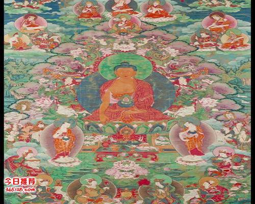 唐卡收藏 西藏工艺品唐卡 西藏唐卡收藏
