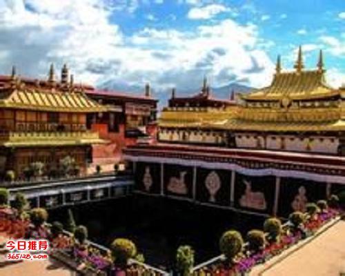 西藏大昭寺门票 景点大昭寺 拉萨大昭寺一日游