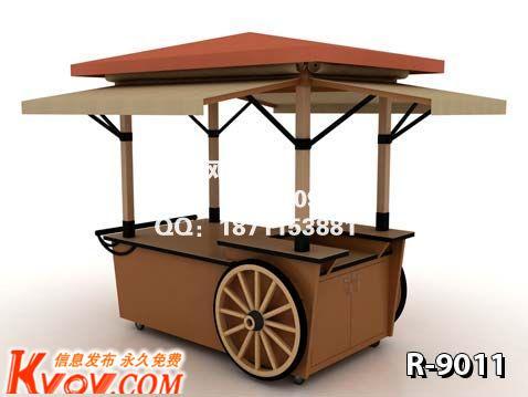 供应青海流动售货车,景区售货车,移动售货车,外卖车,木制