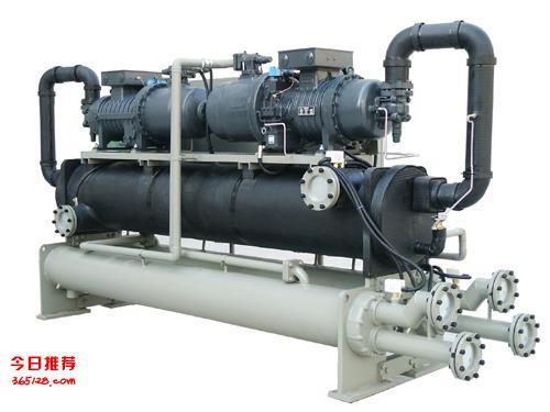 供应低温水冷螺杆冷水机