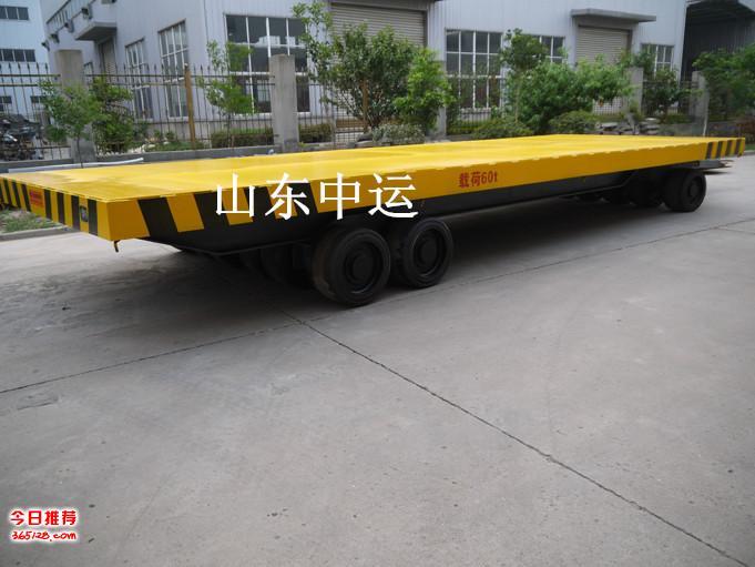 濮阳市中运平板拖车物流台车批发价格