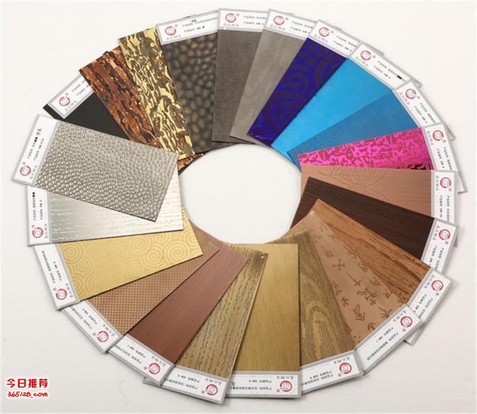 高比彩色不锈钢板  304高档彩色不锈钢装饰板生产厂家
