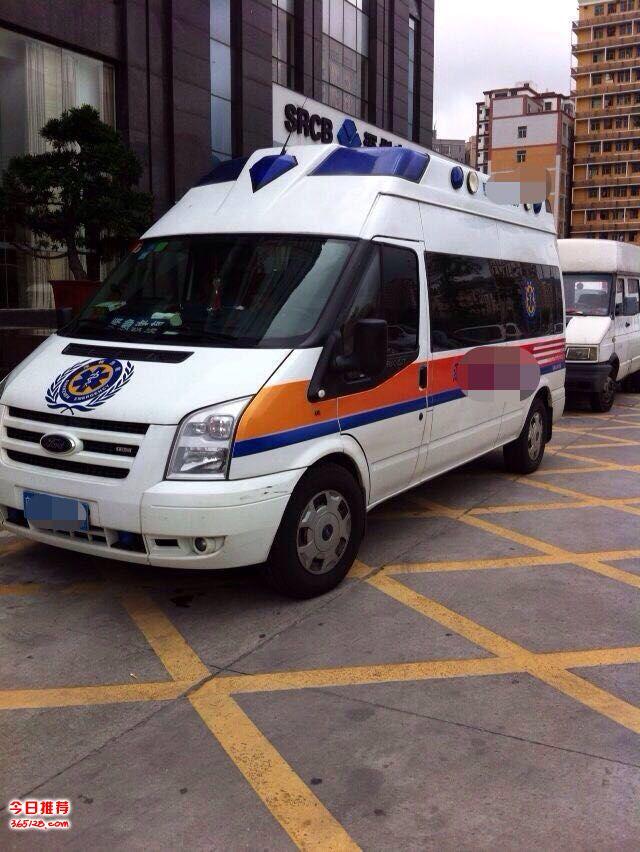 深圳市120救护车出租广州市东莞市120救护车出租香港特区出入