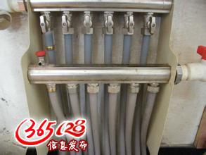 天津地暖清洗价格