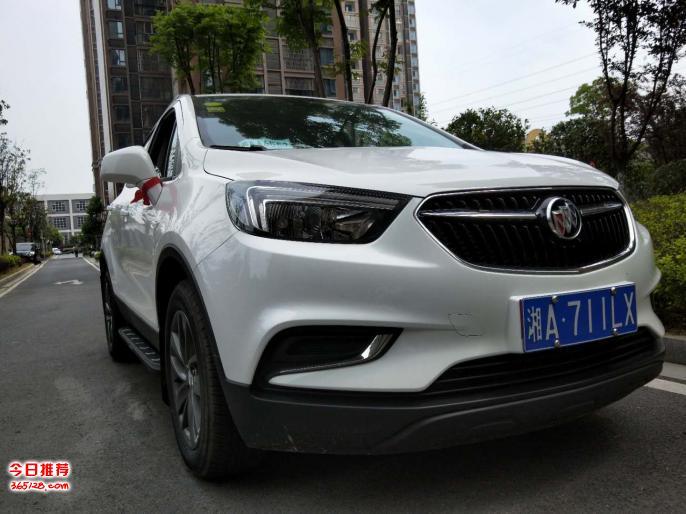 长沙租车自驾游 18新款别克昂科拉SUV/1.4T自驾游租车