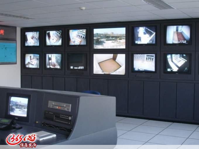 电视墙、控制台、操作台、非编台,编辑台、网络机柜
