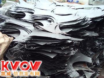 广东废铁回收宏发物资回收公司