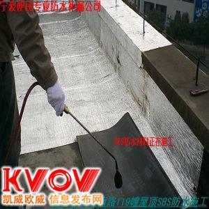 杭州百顺屋顶裂缝修补防水怎么做效果才好杭州屋顶漏水防水补漏