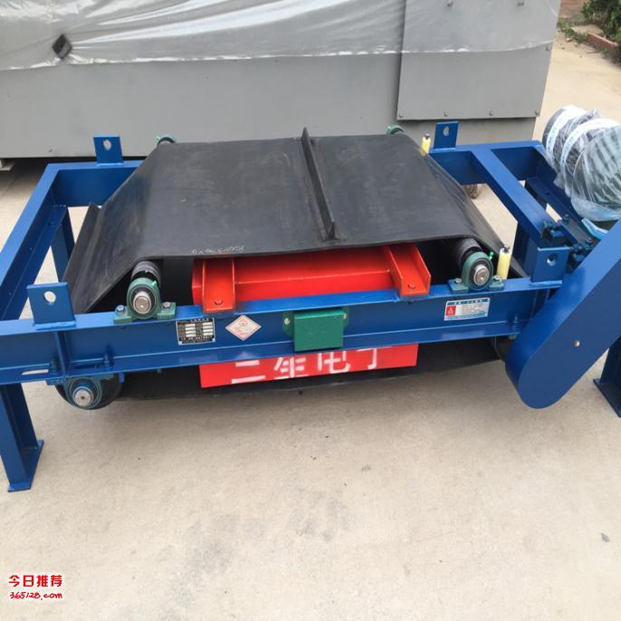 RCYD-5永磁自卸式除铁器