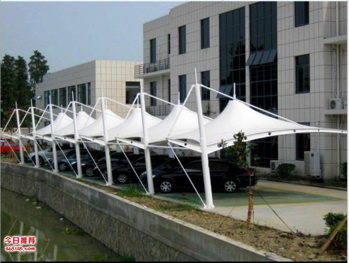 高档膜结构膜布,pvdf膜布厂家承接:定制加工安装等业务,定制车棚布