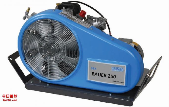 德国宝华高压空气压缩机 BAUER 250 宝华充气泵