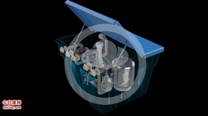 雨水收集 雨水系统 地埋一体机