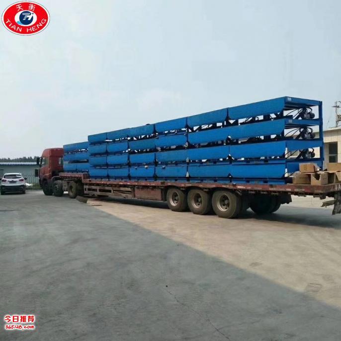 厂家直销现货固定式登车桥加工固定液压装卸货叉车月台升降平台