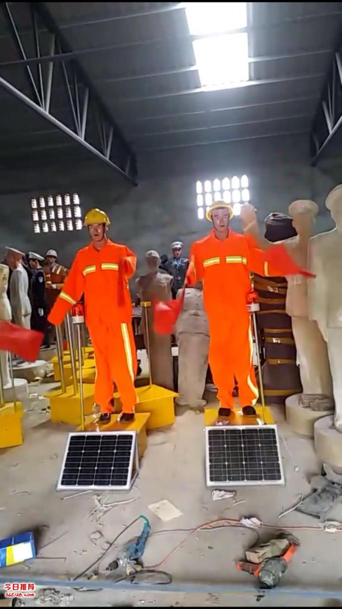 太阳能环保型华扬BT-1高速保通员厂家直销