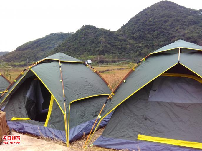南宁露营装备租赁:露营帐篷出租