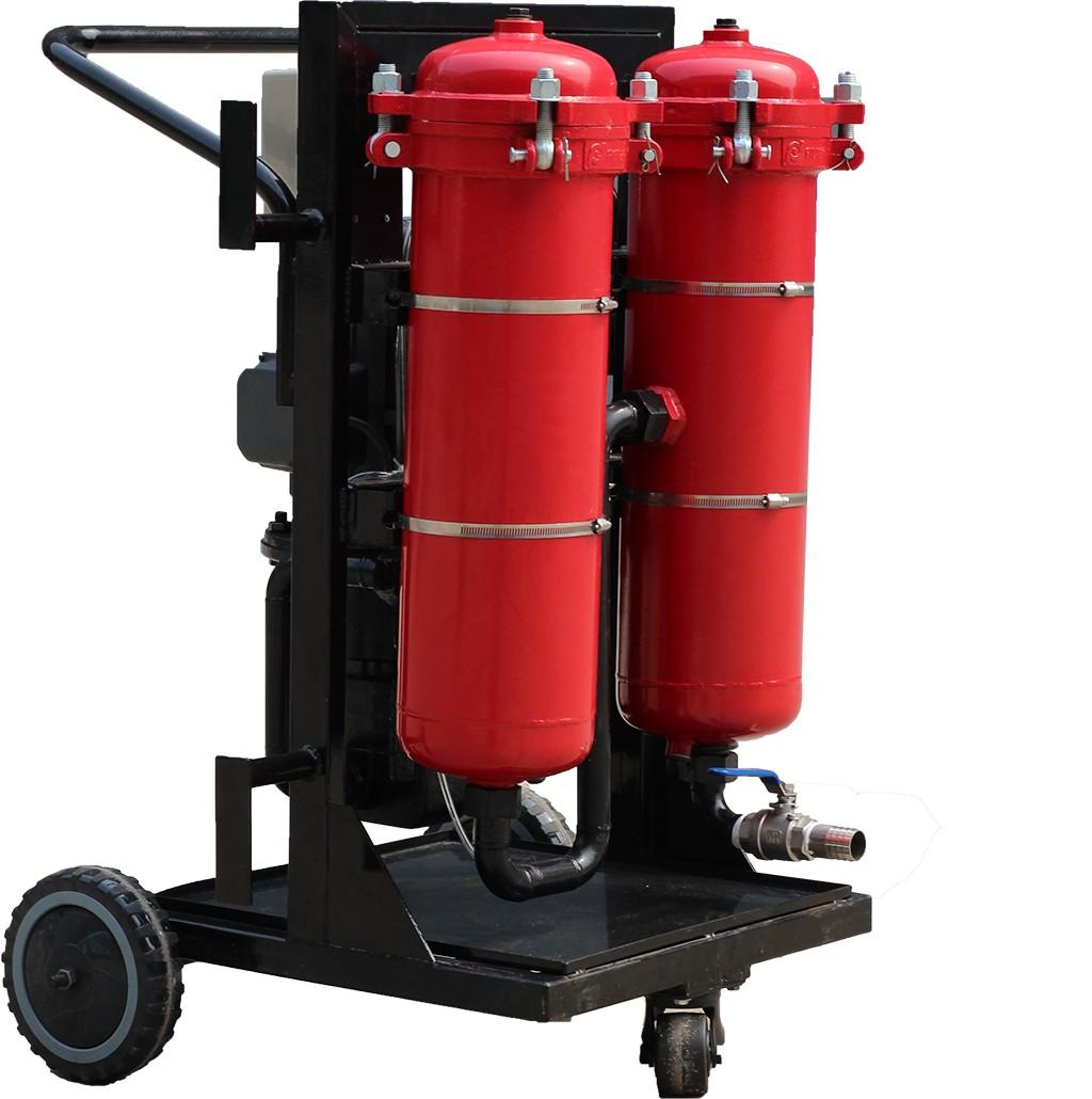 LYC-150B高精度精细液压油滤油车