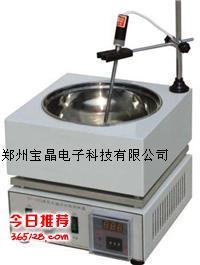 郑州宝晶DF-101S集热式恒温加热磁力搅拌器,磁力搅拌器厂家