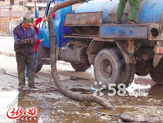 芜湖管道疏通清洗芜湖化粪池清理抽粪 安装维修