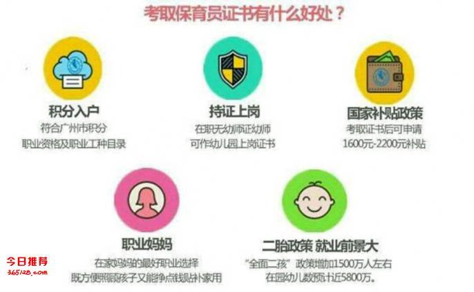 2019年广州市天河区、白云区、荔湾区、越秀区保育员培训班报
