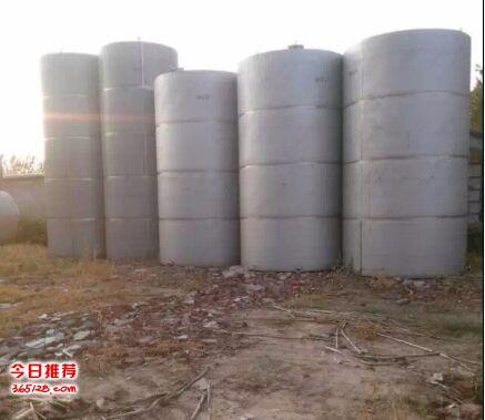 安徽二手不锈钢储罐供应行情