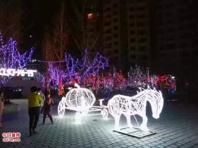 江西景德镇承接靓化璀璨灯光节租售,地板钢琴魔幻艺术展示租售