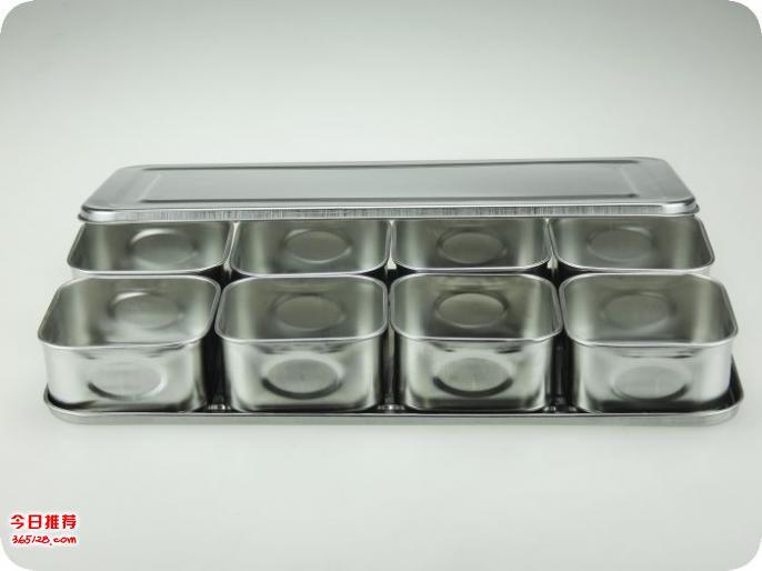不锈钢调味盒304_不锈钢长方形盘子_三六不锈钢蒸饭盘