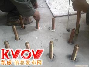 秦皇岛专业植栓植筋打孔加固 化学锚栓打孔加固 钢结构植筋植栓