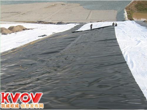 人工湖防渗膜景观湖防渗膜